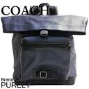 コーチ COACH バック リュック・デイパック メンズ アウトレット レザー ナイロン×レザーバックパック ネイビー×グラファイト F56662 M3X ネイビー×グラファイト コーチ COACH メンズ MMM