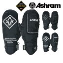 16-17 ASHRAM / アシュラム GORE-TEX M.O.L.L.E ミトン グローブ 手袋 メンズ レディース スノーボード ゴアテックス
