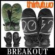 15-16 THIRTYTWO / サーティーツー 2032 YATES MITT ミトン グローブ 手袋 メンズ レディース スノーボード 型落ち