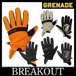 15-16 GRENADE グレネード CC935 パイプ グローブ 手袋 メンズ スノーボード