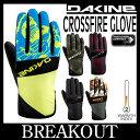 15-16 DAKINE ダカイン CROSSFIRE GLOVE スノーボード グローブ メンズ スマホ対応