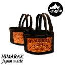 HIMARAK / ヒマラク HAND CUFF グローブリーシュ 手袋 メンズ レディース スノーボード スキー レザー