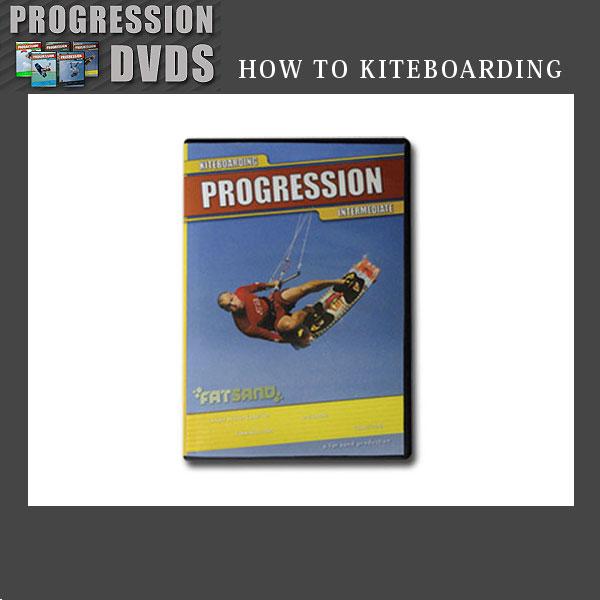 PROGRESSION インターミディエイト ハゥトゥー カイトボード DVD メール便 290円