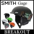 15-16 SMITH / スミス GAGE / ゲージ メンズ レディース ヘルメット スノーボード スキー