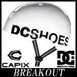 CAPIX/キャピックス DANNY WAY × DC SHOE ヘルメット スノーボード スケート BMX キングス プロテクター