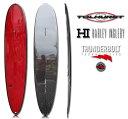 HARLEYINGLEBY TOLHURST HIHP XEONCARBON/ジオンカーボン ロングボード サーフボード 営業所止め 送料無料 サーフィン