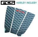 即出荷 デッキパッド FCS / エフシーエス HARLEY INGLEBY ハーレー サーフィン ロングボード