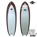 サーフボード ショート アドバンス / ADVANCED W...