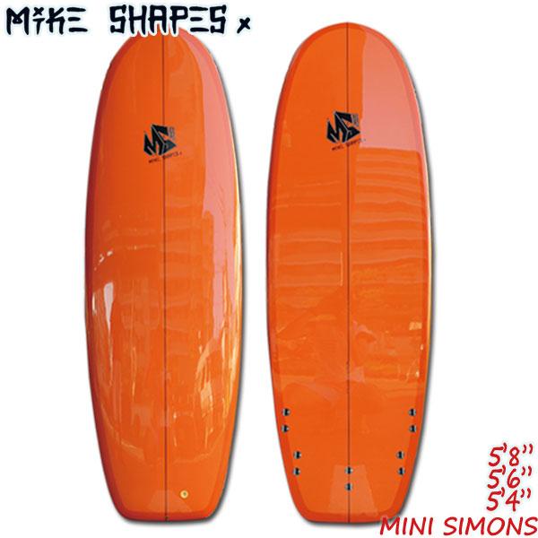 サーフボード マイクシェイプス / MIKE SHAPES SIMONS 5'4 5'6 …...:auc-breakout:10026744