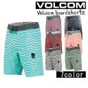 即出荷 VOLCOM/ボルコム メンズ サーフパンツ ボードショーツ 海パン 水着 Mag Vibes Stoney A0811717 19インチ サーフィン メール便対応