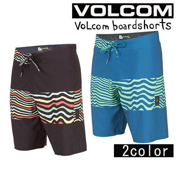 VOLCOM/ボルコム メンズ サーフパンツ ボードショーツ 海パン 水着 MacawMod A0811703 20インチ メール便 290円