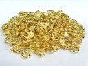 カニカン ゴシック 約17mm ゴールド (約100個セット)