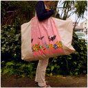 ショッピングふとん 【レギュラーサイズ】ポケモンメイト(ピンク)手作りお昼寝布団バッグ【保育園準備】