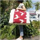 【お昼寝布団バッグ】【入園準備】【レギュラーサイズ】風見鳥手作りお昼寝布団バッグ