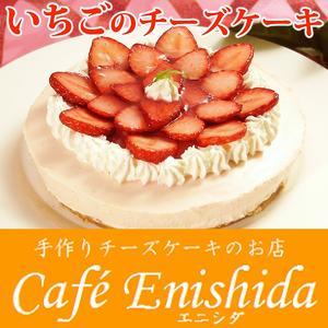フルーツレアチーズケーキ フルーツ デコレーション バレンタイン スイーツ