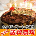 誕生日ケーキ チョコレートケーキ 送料無料★フロマージュ・ショコラ・リッチェ★【ロー