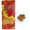 メープル シロップ クリーム クッキー 10枚 個包装 146gカナダ土産で人気No.1クッキー メ
