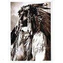 ネイティブ ポストカード 写真 カナダ 先住民 インディアン 雑貨 [ KILLED SPOTTED HORSE ]