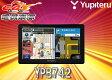 ●YUPITERUユピテル7型8GBまっぷるナビPro2ワンセグポータブルナビYPB742