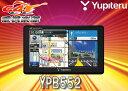 ●YUPITERUユピテル5型4GBまっぷるナビPro2ワンセグポータブルナビYPB552