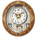 からくり時計 ウエーブシンフォニー RE580B セイコー ...