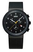 【日本正規代理店品】BRAUN腕時計 リストウォッチ   クロノグラフ  BNH0035BKBKG ブラウン腕時計