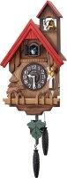 カッコー時計鳩時計カッコーチロリアンR4MJ732RH06リズム時計