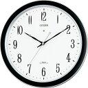 シチズン掛け時計 電波掛け時計4MY691-N19  リズム時計 CITIZEN掛け時計