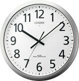 電波掛け時計8MY484-019 パルフィス484 シチズン時計 グリーン購入法適合