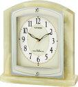置き時計パルラフィーネR4004RY400-005 シチズン時計 【楽ギフ_包装】【楽ギフ_のし】【楽ギフ_のし宛書】【楽ギフ_メッセ入力】【楽ギフ_名入れ】