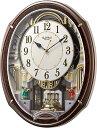 からくり時計 スモールワールド アルディ 4MN545RH2...