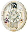 【からくり時計 壁掛け時計】名入れ  ディズニータイム FW574W  セイコーからくり掛け時計 SEIKOからくり電波時計 【楽ギフ_包装】【楽ギフ_のし】【楽ギフ_のし宛書】【楽ギフ_メッセ入力】【楽ギフ_名入れ】