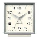 NEW GATEニューゲート アラームクロック Skyscraper Alarm Clock - Linen Grey SKY531LGY