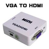 ¨��ȯ���ġ�1080P �б� VGA ���� �� HDMI ���� �� �Ѵ����� ����С����� �Ÿ����� ����ѥ��� VGA to HDMI�ڥ�����б���
