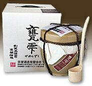 甕雫(かめしずく) 20度 芋焼酎 1.8L【宮崎県日南市 京屋酒造】