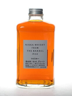 NIKKA From The Barrel Blended Whisky 51% 50cl