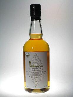 Ichiro's Malt&Grain Blended Whisky WHITE LABEL