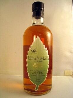 Ichiro's Malt Double Distilleries Hanyu & Chichibu 46.5% 700ml