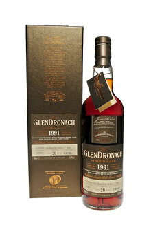 GLENDRONACH 1991 20yo Oloroso Sherry Butt 51.3% 70cl Single Cask for Japan