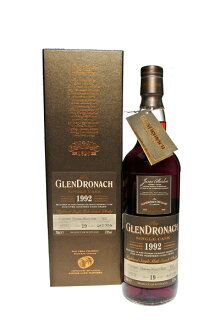 GLENDRONACH 1992 19yo Oloroso Sherry Butt 57.8% 70cl Single Cask for Japan