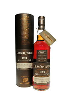 Glendronach 1993 for 19 years Oloroso bat # 539 60.3% 700 ml Japan GLENDRONACH single casks 1993 19yo Oloroso Sherry Butt 60.3% 70 cl Single Cask for Japan