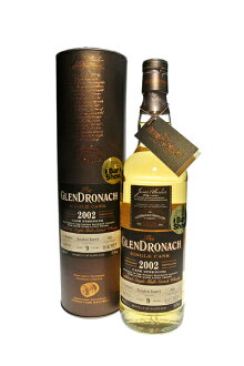 GLENDRONACH 1991 9YO 55.4 % 70cl for Tokyo International Bar Show 2012