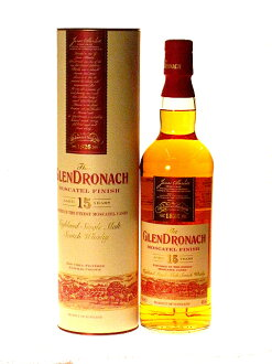 GLENDRONACH Moscatel Finish 46% 70cl