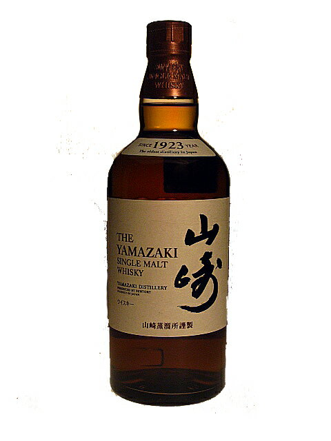 YAMAZAKI single malt  No Age Statement 43% 70cl