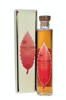 S malt Wynnewood reserve 46% 200 ml gift packages ICHIRO's MALT Pure Malt Whisky Wine Wood Reserve 46% 20 cl with gift package Chichibu Distillery