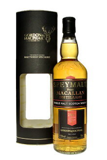 Speymalt from MACALLAN DISTILLERY 2003 46% 70cl by Gordon&Macphail