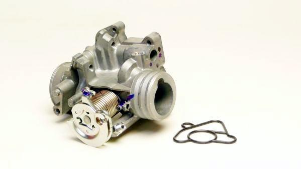 クリッピングポイント製ビッグスロットル22Φキット(ノーマルクリーナー用)