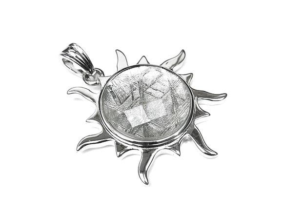BELLPIERI▼ギベオン隕石 メテオライト ペンダントトップ No.59【1コ販売】 / 送料無料