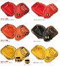 ハイゴールド 硬式捕手用キャッチャーミット用グラブ  野球用品/ PAG-100M 学生野球 高校野球対応