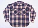 WAREHOUSE[ウエアハウス] ネルシャツ D柄 3085 フランネルシャツ FLANNEL SHIRTS (グリーン) 送料無料 代引き手数料無料 【RCP】